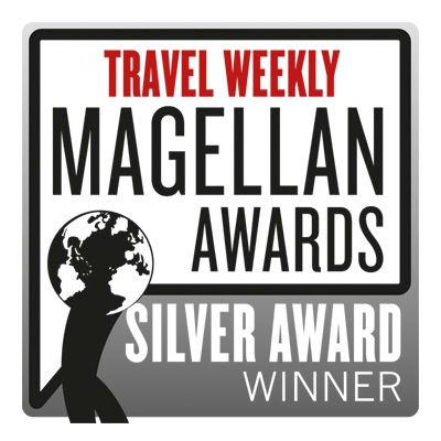 Travel Weekly Magellan Awards - Silver Winner