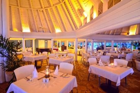 _Sunset Grill Restaurant at Dusk