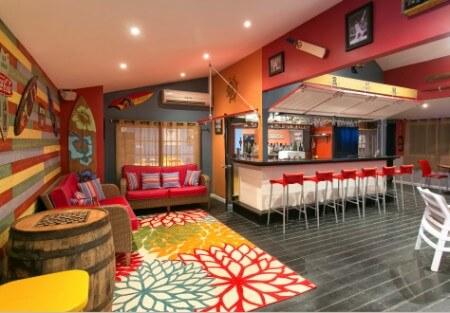 The Rum Shop bar