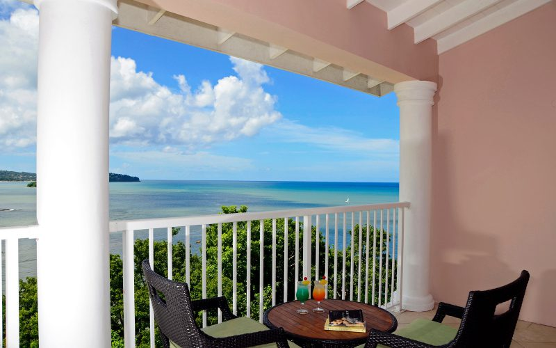 1 Bedroom Oceanview Suites