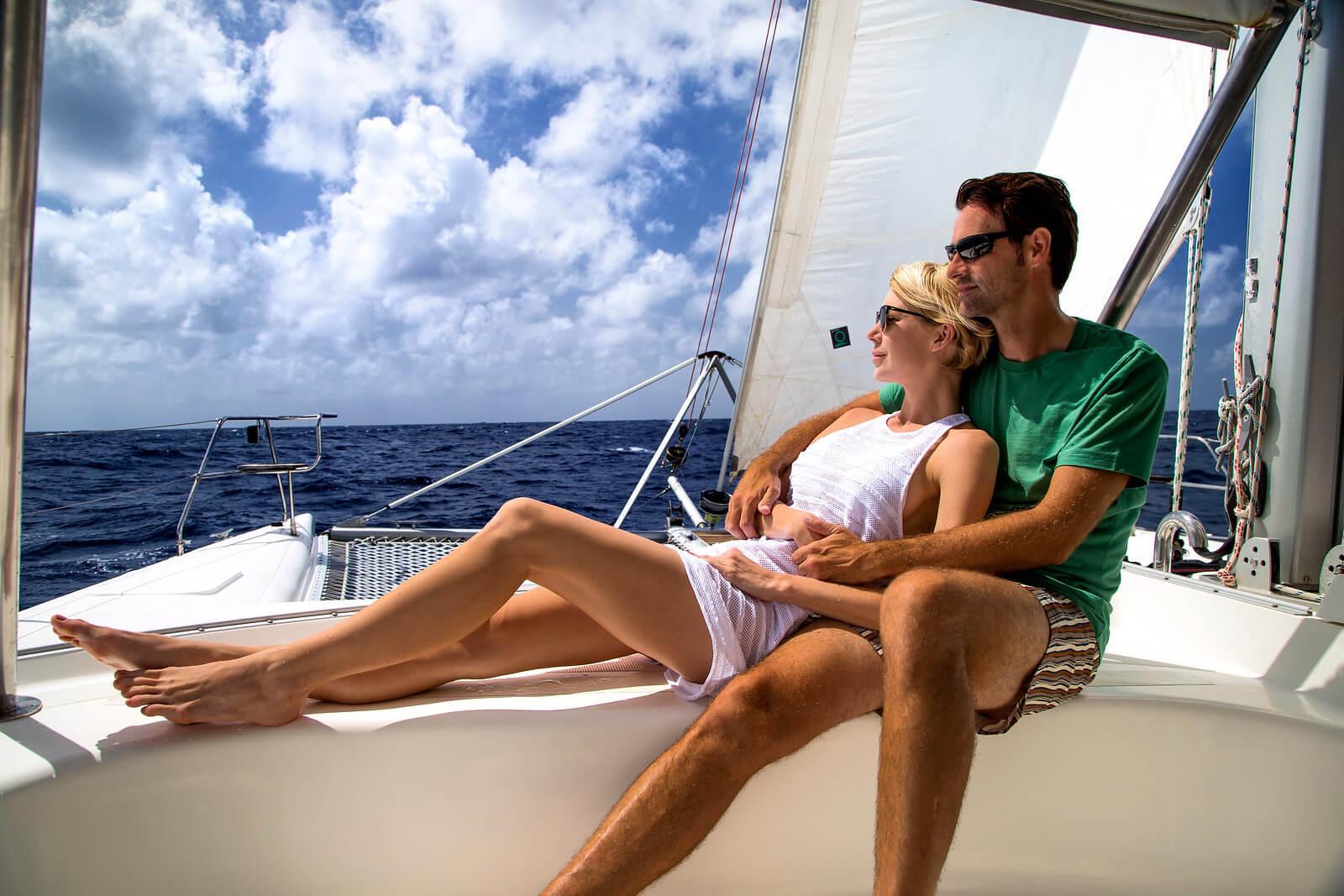 Romantic Catamaran