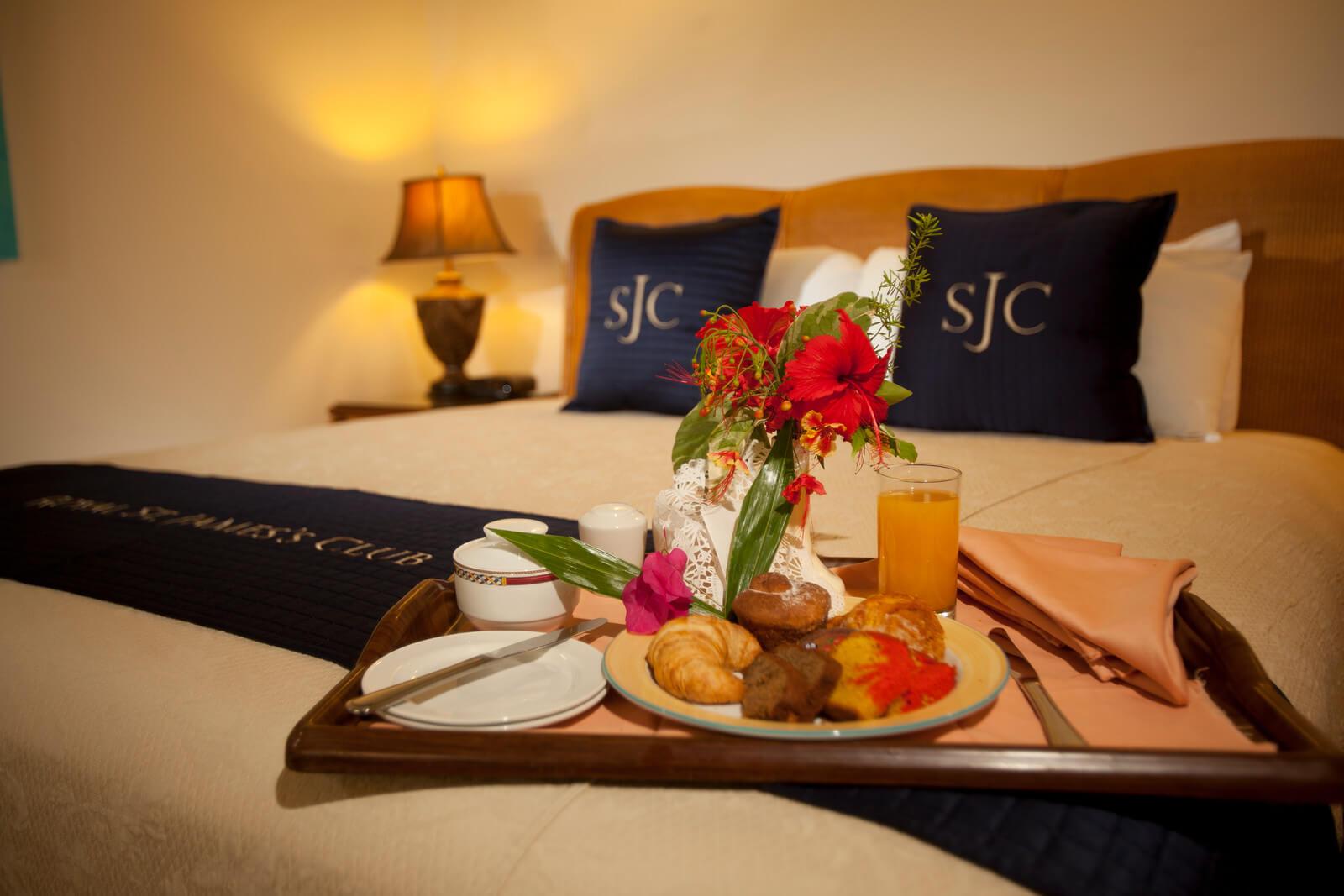 Royal Suite Breakfast