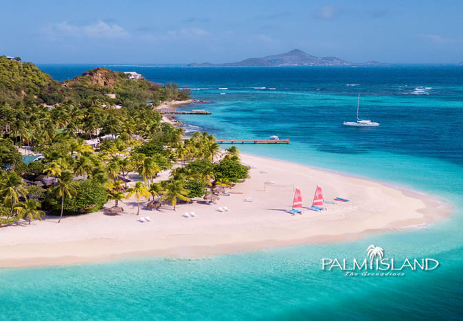 palm island the grenadines resort