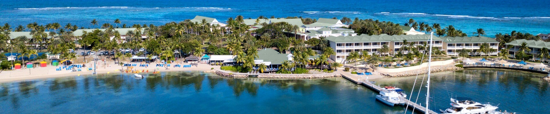 ST. JAMES'S CLUB & VILLAS – ALL-INCLUSIVE ANTIGUA