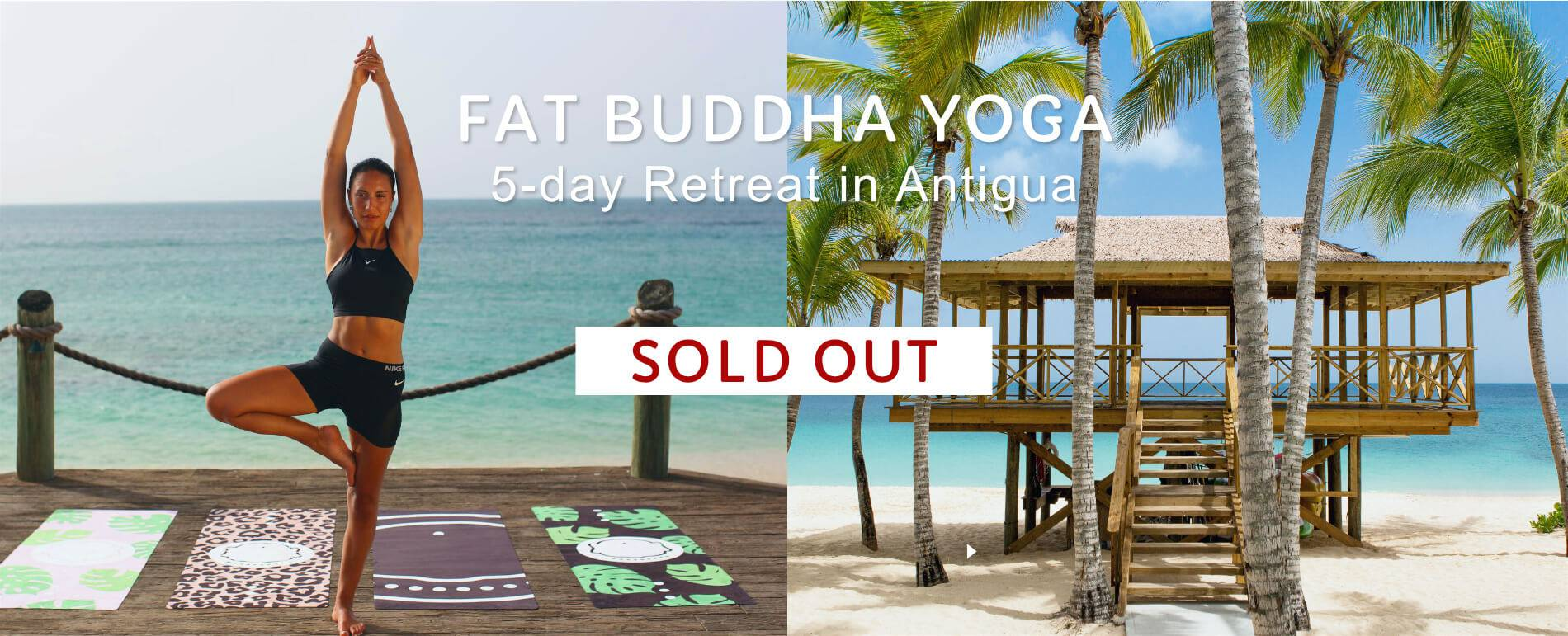 Fat Buddha Yoga - SOLD OUT